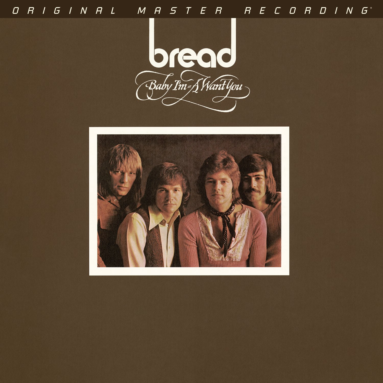 Mobile Fidelity Sound Lab Bread – Baby I'm-A Want You