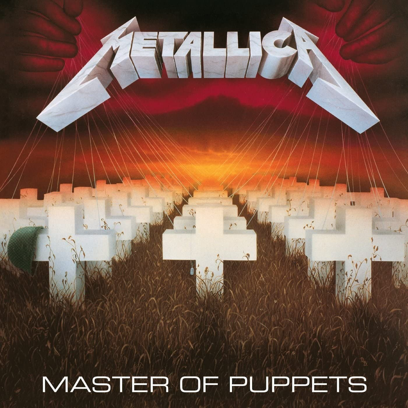 Universal Music Metallica – Master Of Puppets