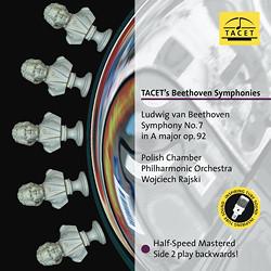 Tacet Beethoven - Symphony No. 7