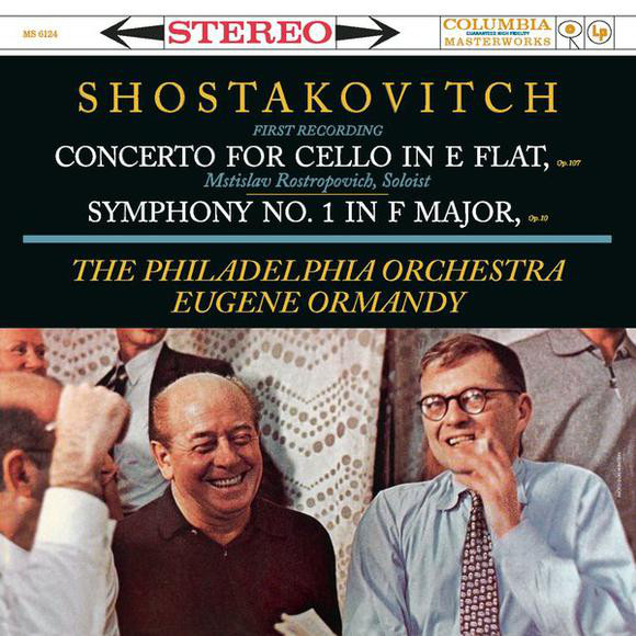 Speakers Corner Shostakovitch - Cello Concerto, Symphony No. 1
