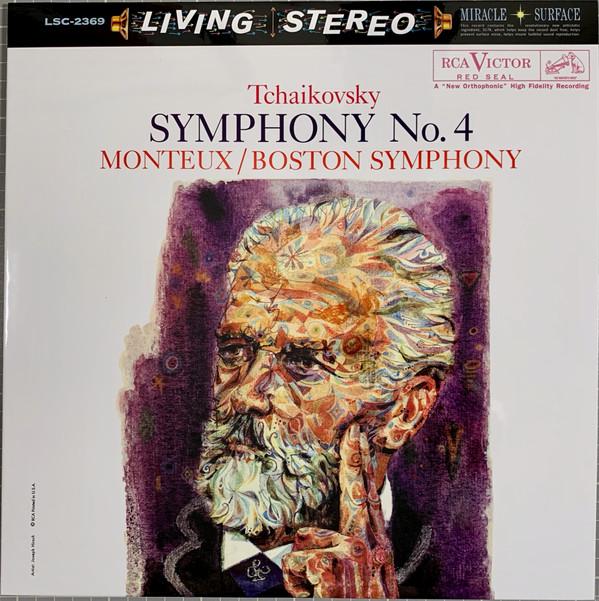 Analogue Productions Tchaikovsky - Symphony No. 4