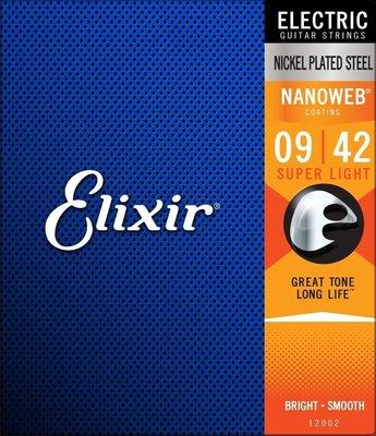 Elixir 12002 Nanoweb 09/42