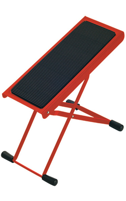 K&M 14670 Footrest red