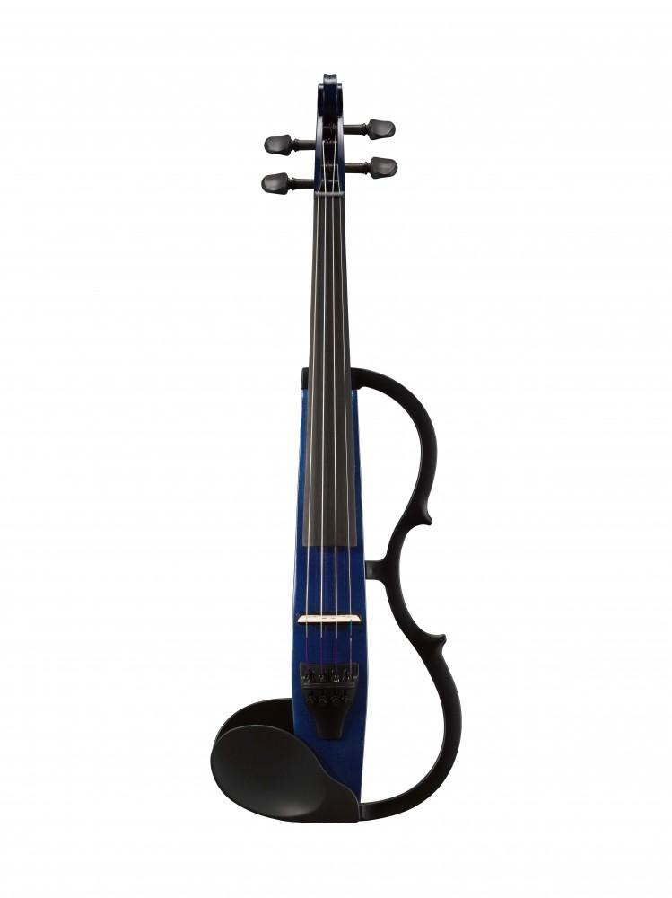 YAMAHA SV-130 Silent Violin Navy Blue