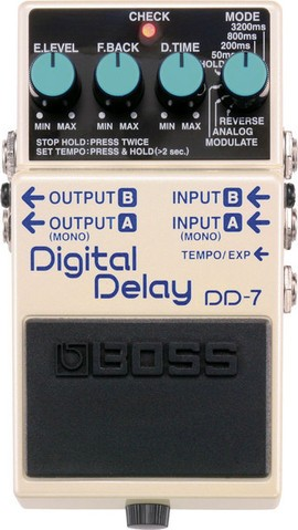 BOSS DD-7