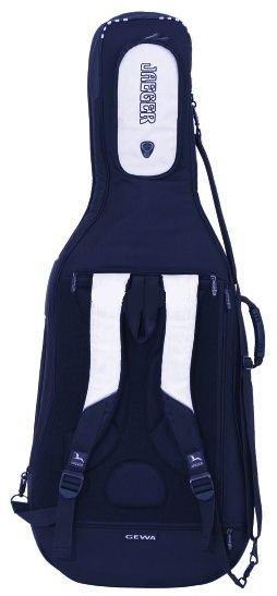 GEWA Cello Gig-Bag JAEGER 1/8 blue/anthracite
