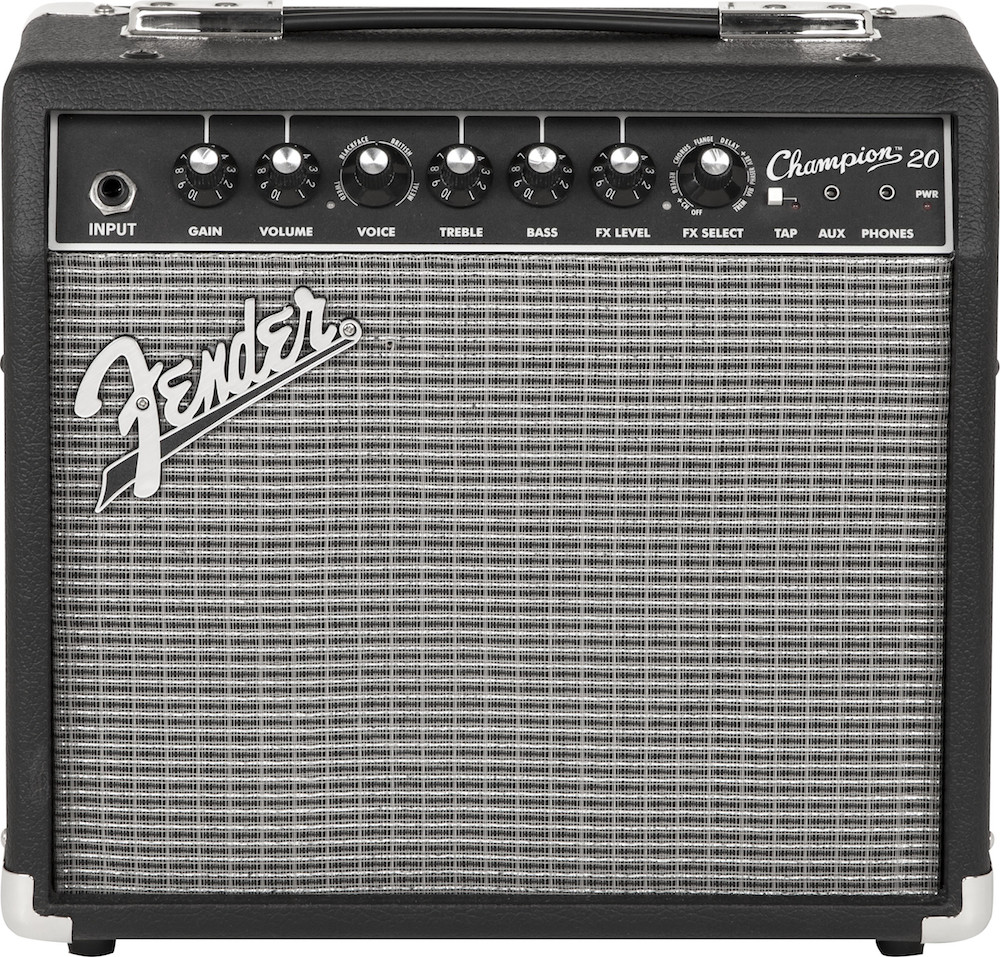 Fender Champion 20, 230V EU DS