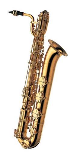Yanagisawa Eb-Baritone Saxophone B-991 Artist B-991
