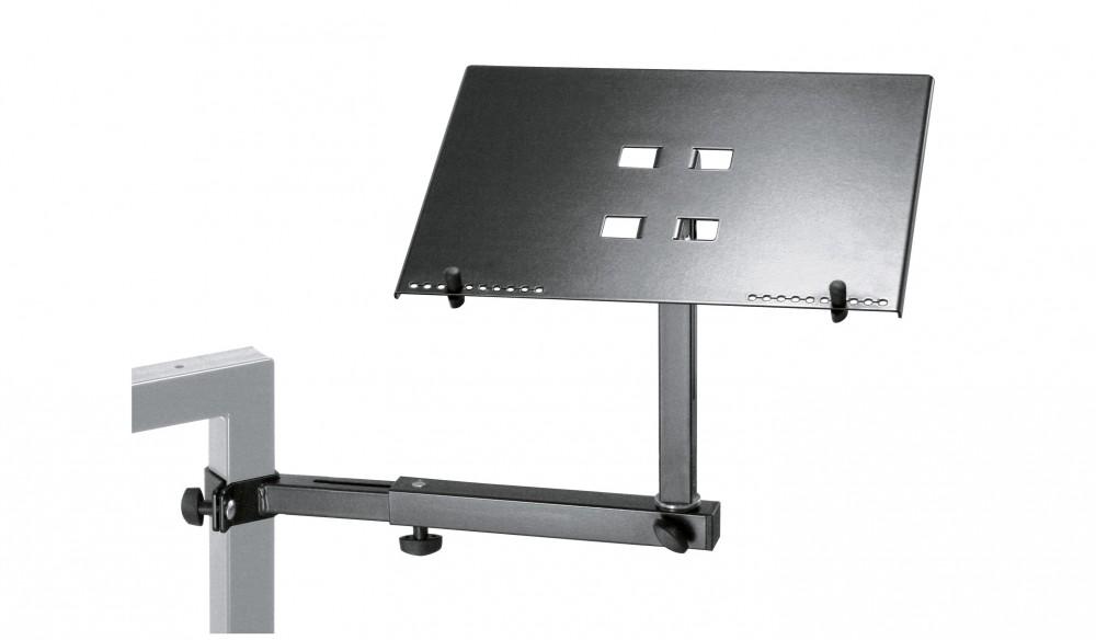 K&M 18815 Laptop holder black