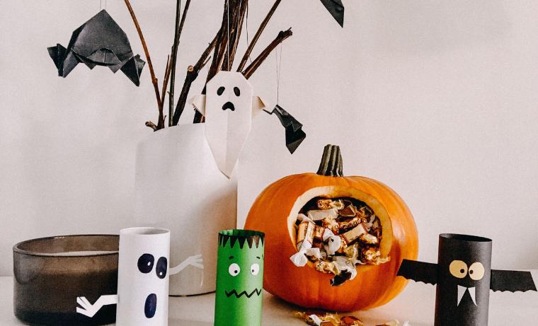 Připravte si doma skvělý Halloween