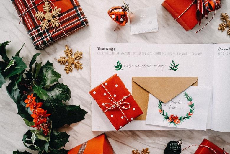 Nápady na ty nejoriginálnější dárky k Vánocům
