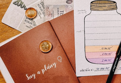 Jednoduché triky, jak ušetřit peníze na své sny