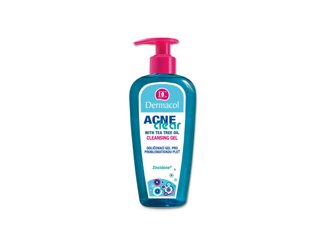 Acne Clear cleasing gel large