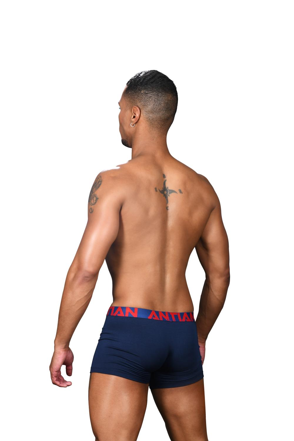 Almost Naked Premium boxerky ANDREW CHRISTIAN Navy II6