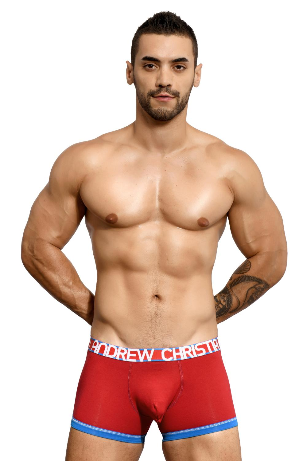 almost-naked-cotton-boxerky-andrew-christian-red6