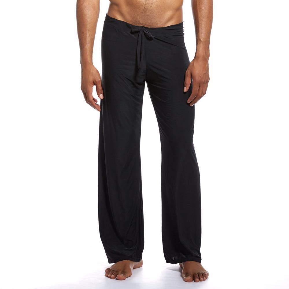 extra-pohodlne-domaci-kalhoty-dream-lounge-joga-pants-cerna
