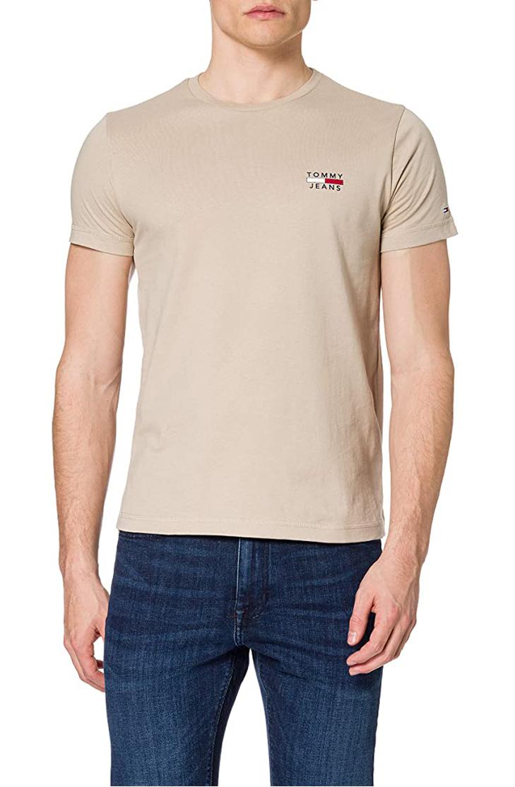 tricko-tommy-hilfiger-jeans-dm0dm-10099-bezova1
