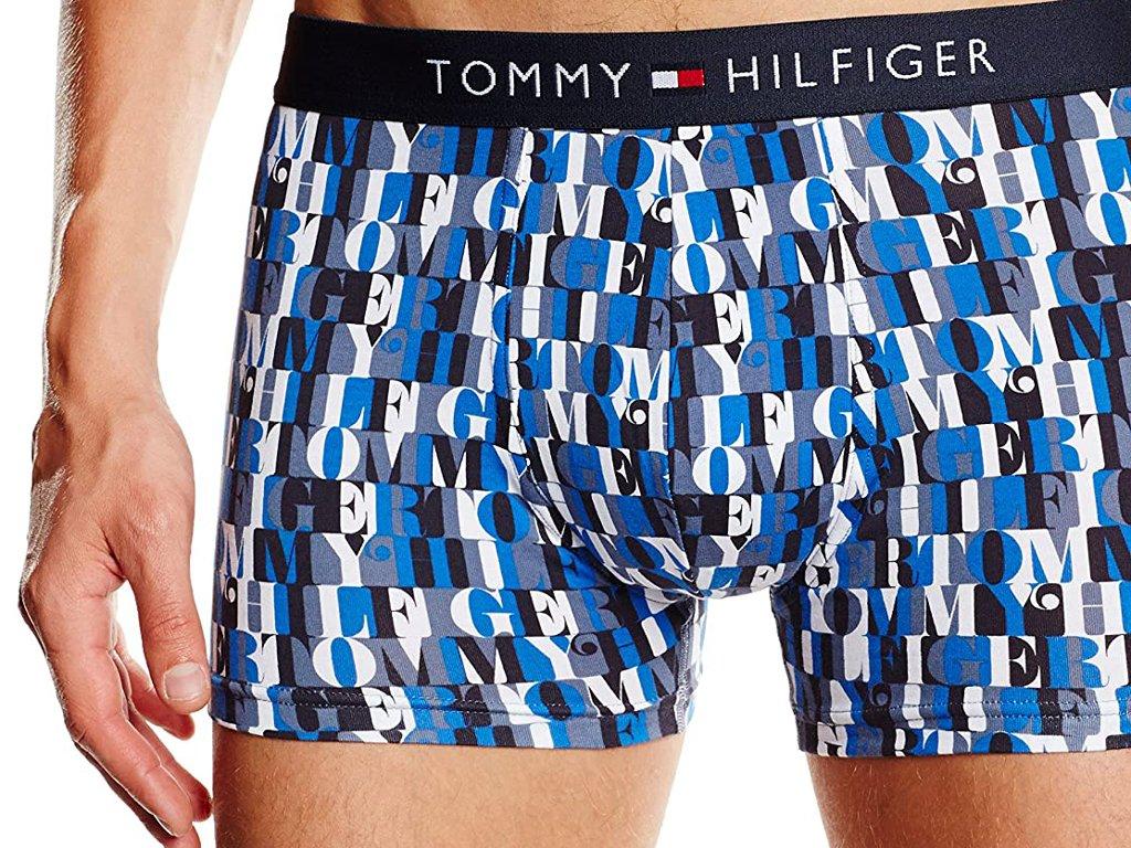 Boxerky Tommy Hilfiger Flag Trunk Logo3