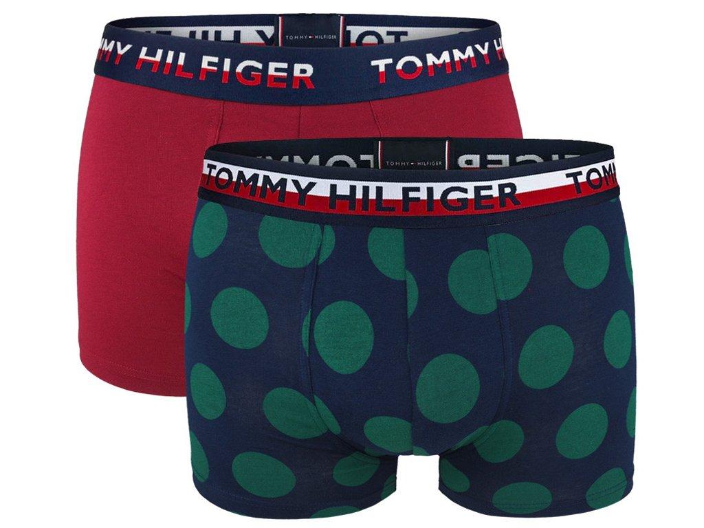 Boxerky Tommy Hilfiger UMOUMO1233 582 6