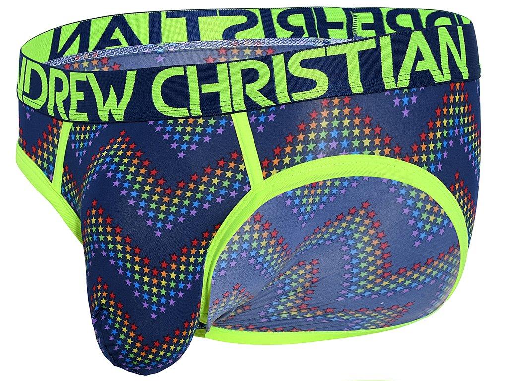 Slipy ANDREW CHRISTIAN Pride 91044 Electro Star1