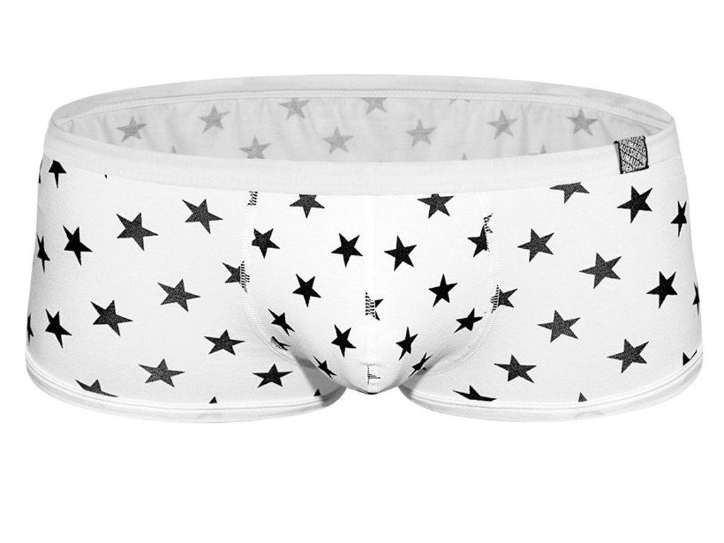 boxerky aussiebum billy white stars2