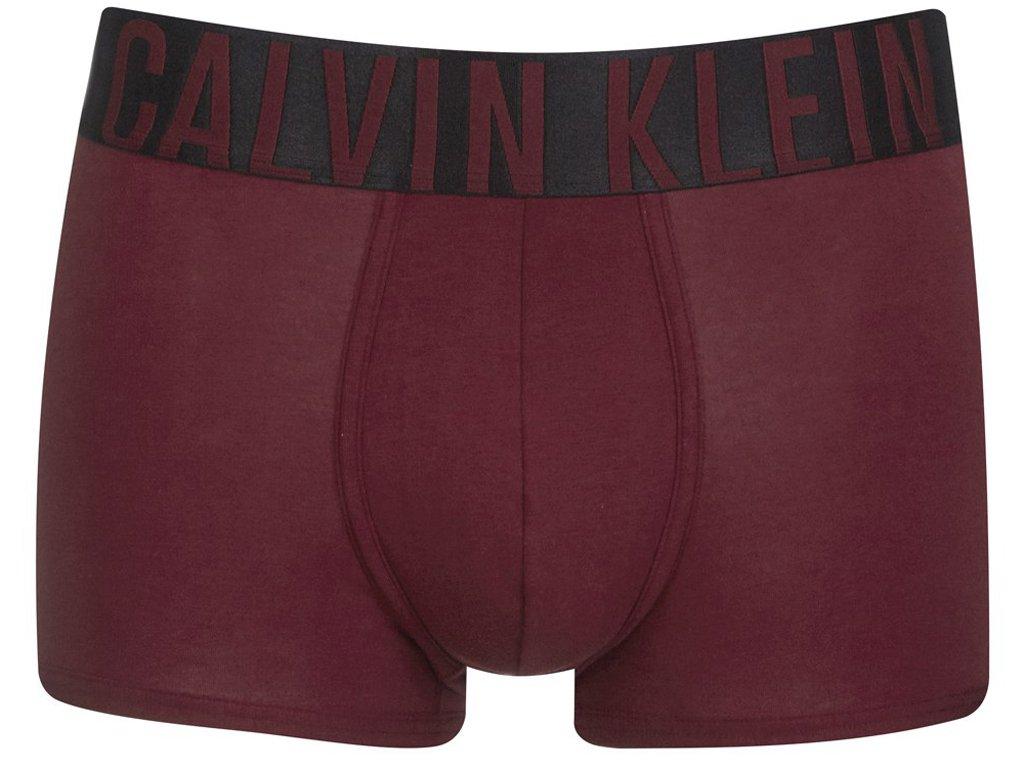 calvin klein boxerky nb1042a rt7 bordova8