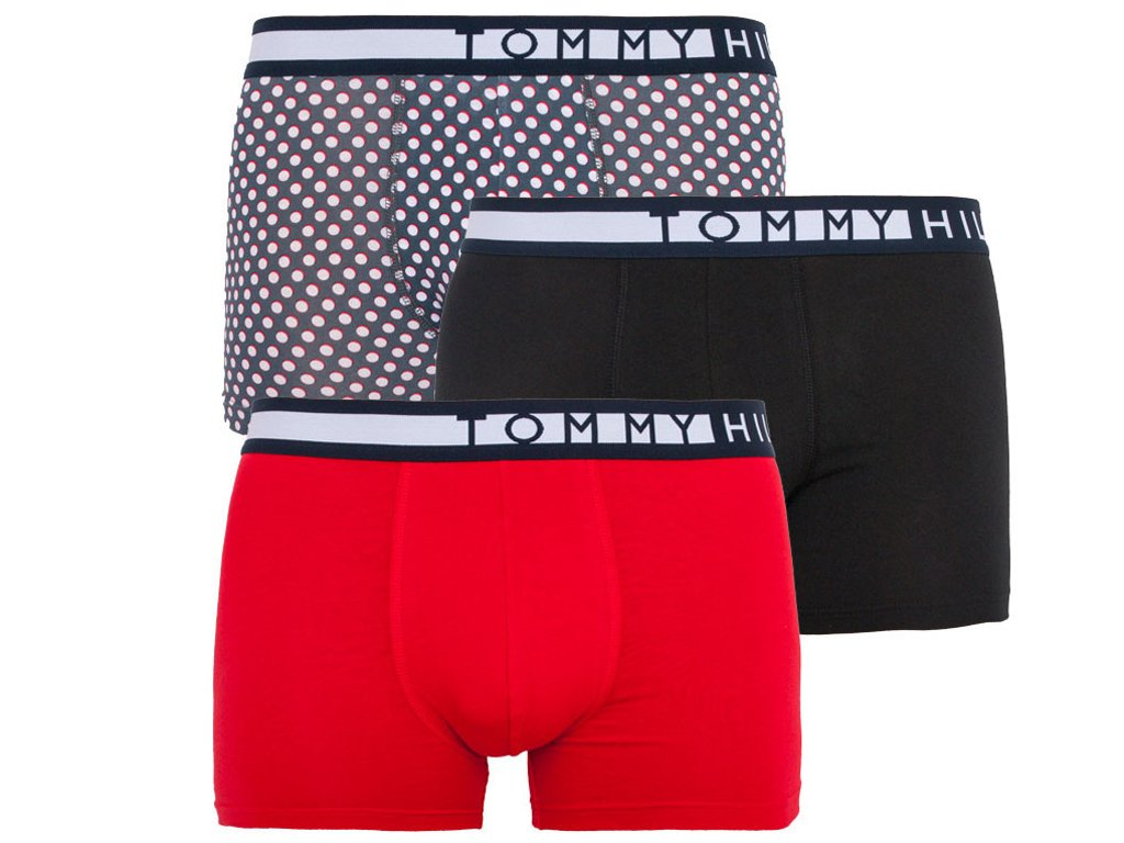 Boxerky Tommy Hilfiger UM0UM01565-0X0 (3 balení)