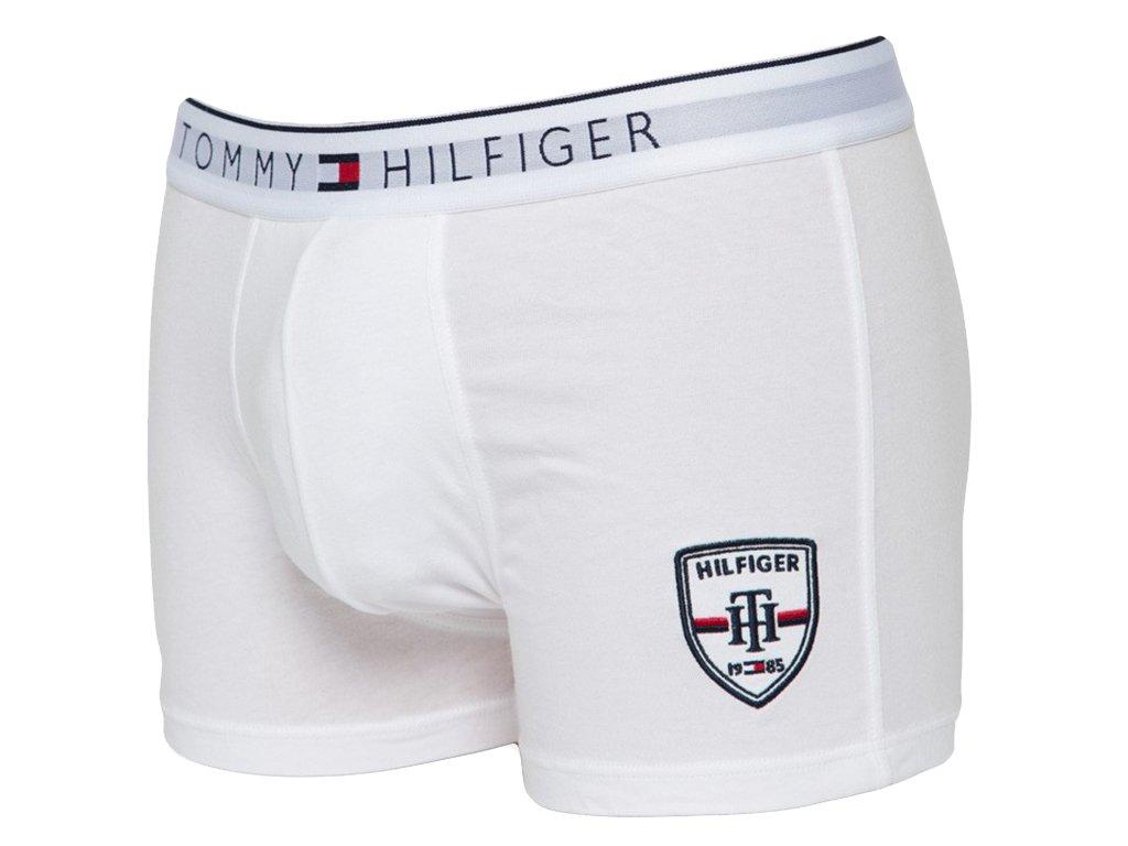 Boxerky Tommy Hilfiger UM0UM00029 100 Bílá