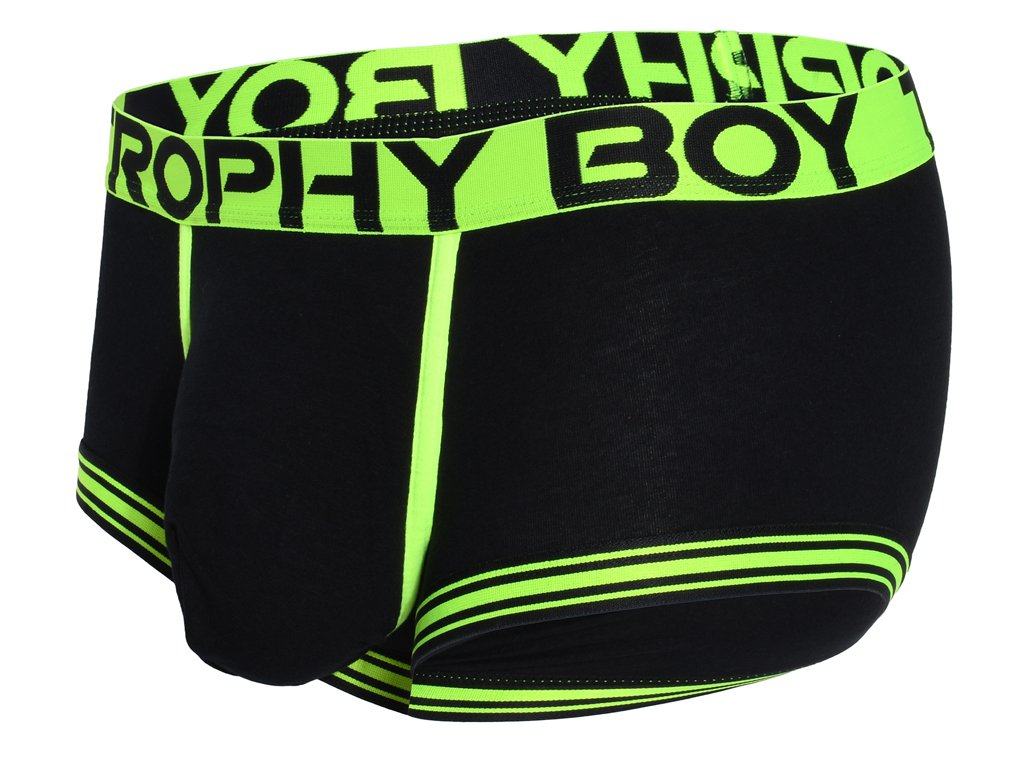 Trophy Boy Boxerky ANDREW CHRISTIAN 91793 Black20