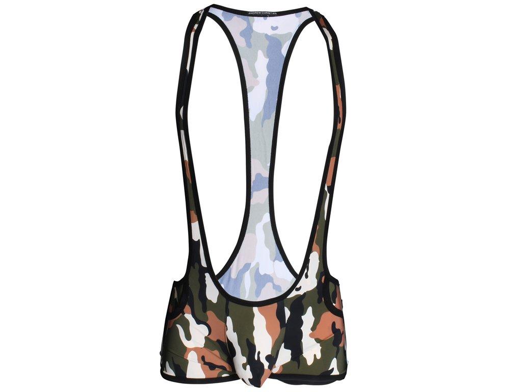 almost naked singlet boxerky andrew christian 91855 camouflage pocket print20