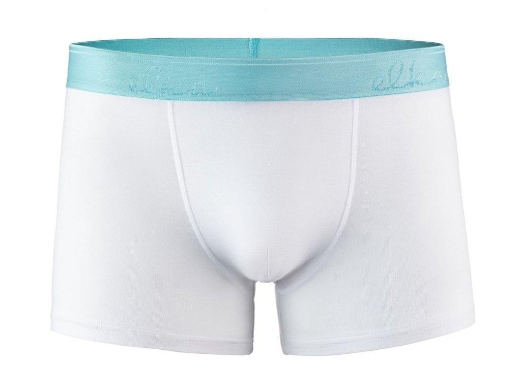 boxerky z micromodalu elka premium pb1097 bila1