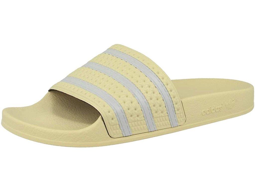1ADIDAS Pantofle Adilette Sand