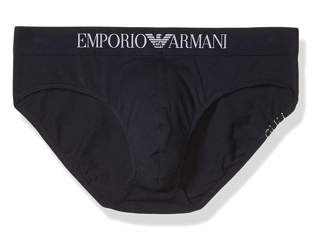 EMPORIO ARMANI Slipy Stretch Cotton 110814 9A524 2