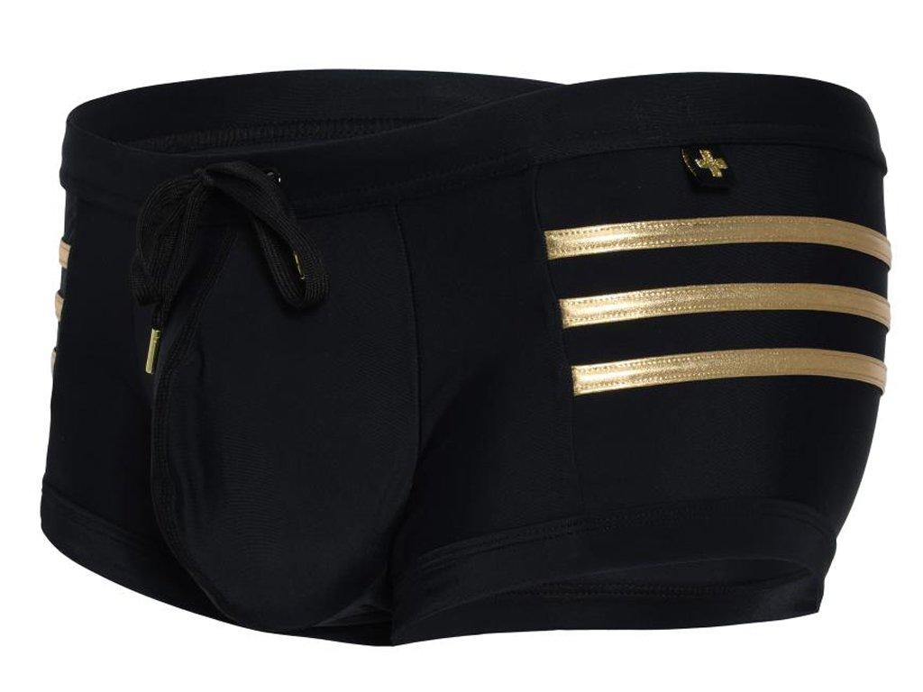 andrew christian boxerkove plavky shore 7829 black5