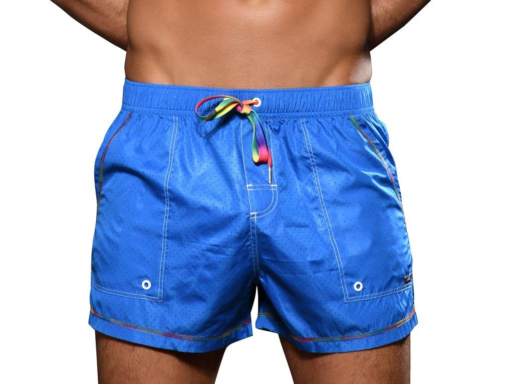andrew christian sortkove plavky rainbow charm 7854 blue2