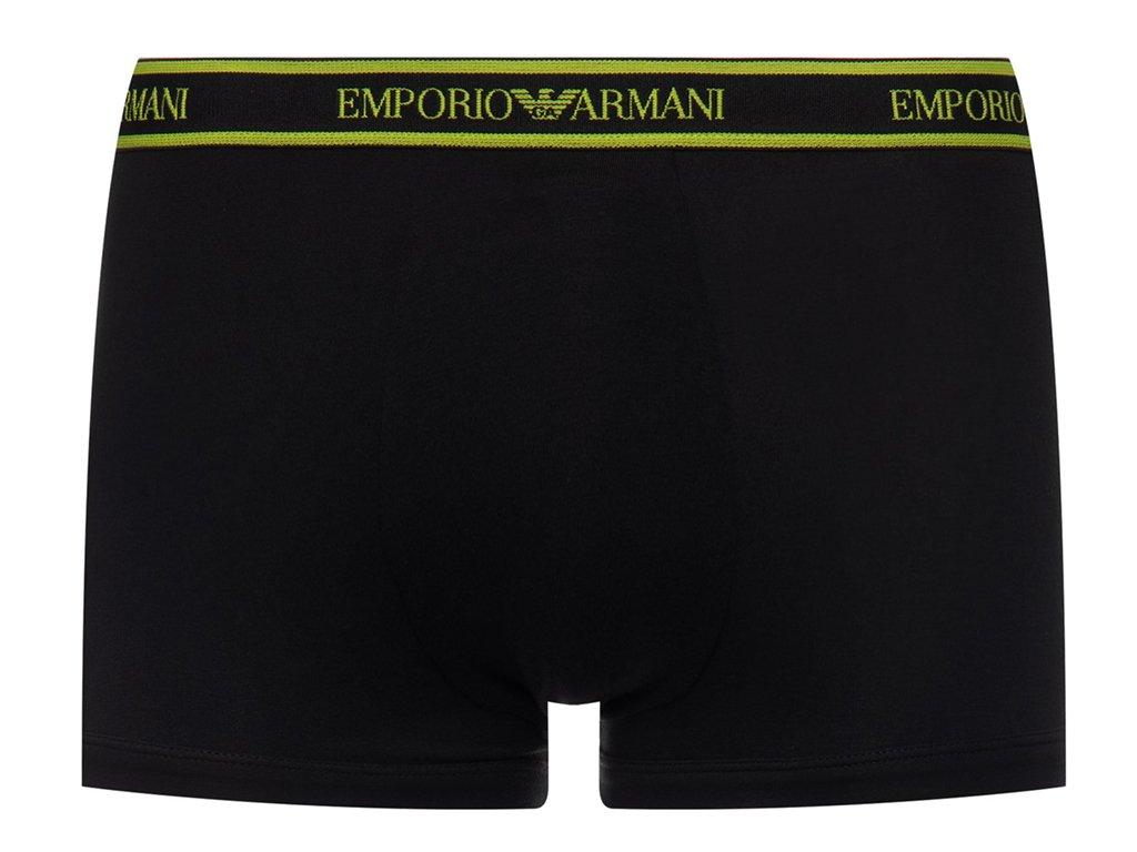 EMPORIO ARMANI boxerky Stretch Cotton 111357 9A7173