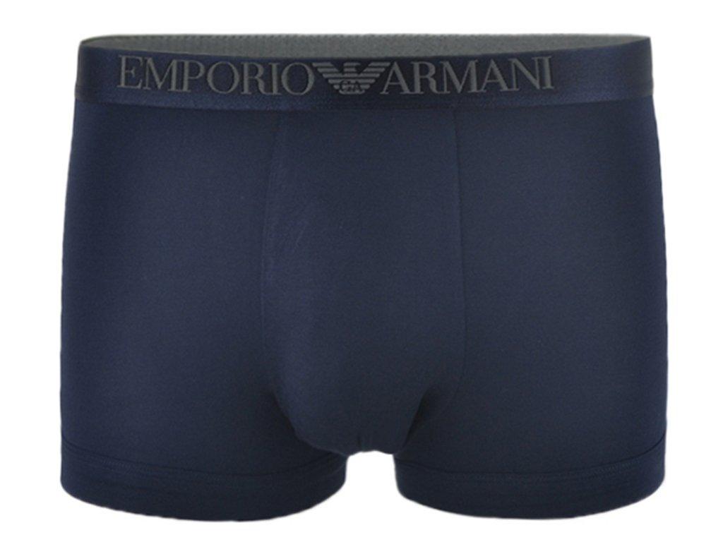 emporio armani boxerky soft modal 111389 9p511 modra33
