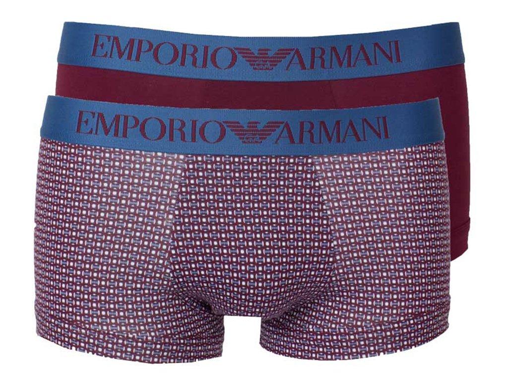 emporio armani boxerky stretch cotton 111210 9a504 2 baleni34
