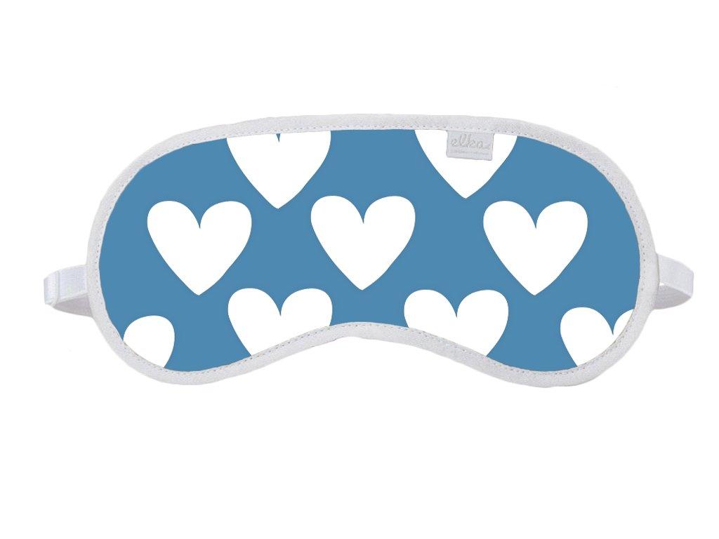 maska-na-spani-elka-lounge-blue-with-hearts