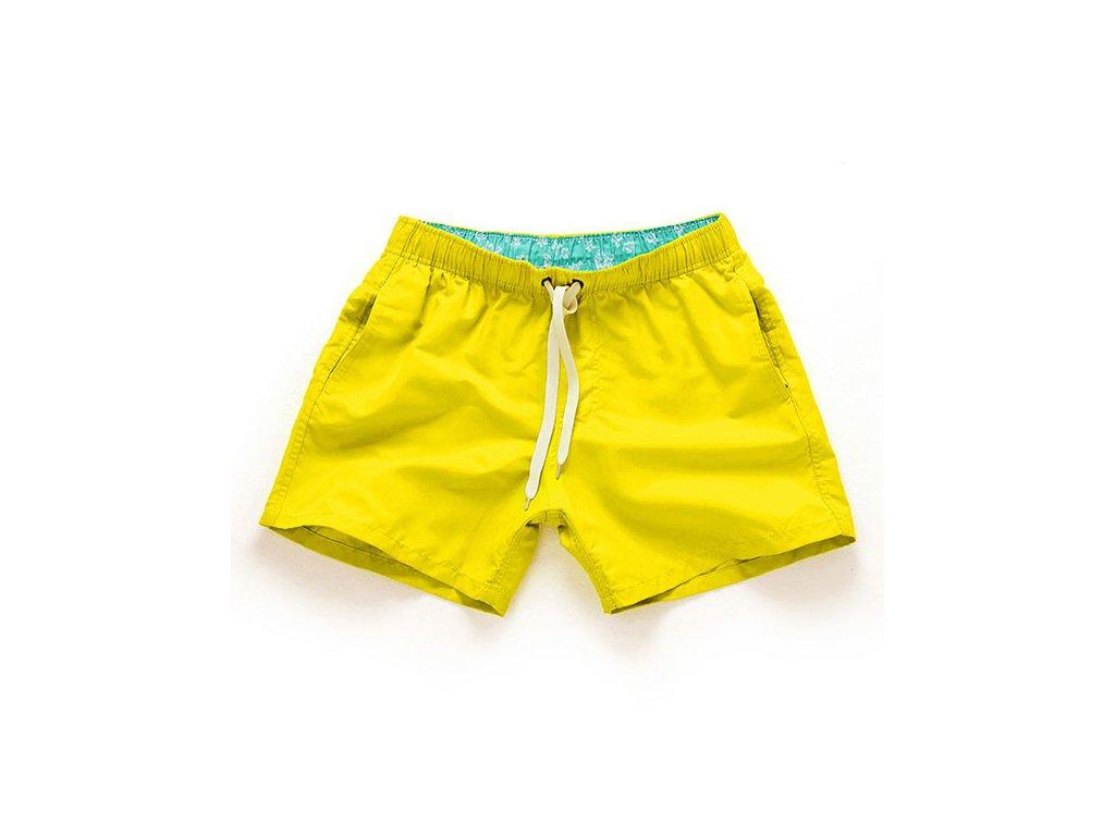 Víceúčelové pánské šortkové plavky v 17 barvách! - Akce 3+1 zdarma ... 6343a49fb5