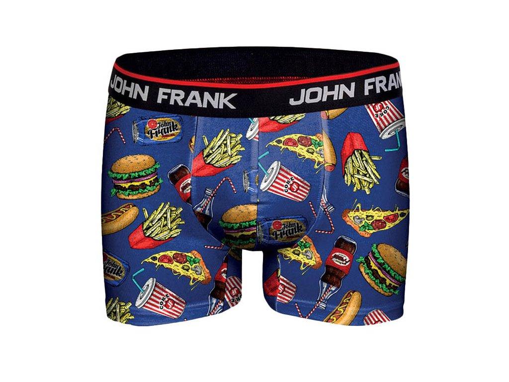 boxerky john frank s modernim motivem chips 2