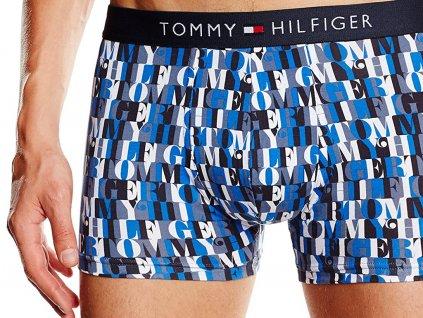 boxerky tommy hilfiger flag trunk logo1