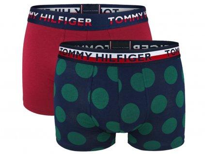 Boxerky Tommy Hilfiger UMOUMO1233 2 balení6