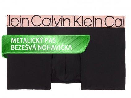 Boxerky Calvin Klein z mikrovlákna NB2082A COMPACT FLEX