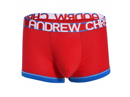 almost naked cotton boxerky andrew christian red5