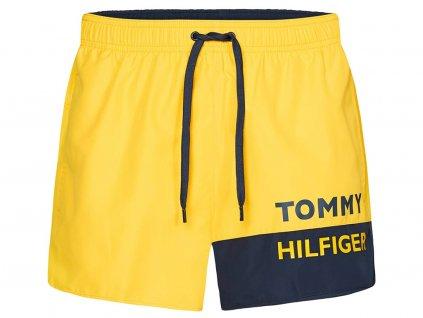 Šortkové plavky Tommy Hilfiger UM0UM01683 ZGT