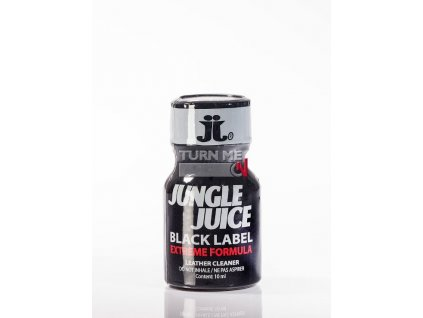 Poppers Brno Jungle Juice Black Label Extreme Formula 10ml