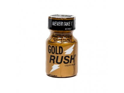 poppers BRNO gold rush power pellet 10ml