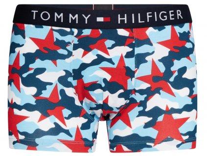 Boxerky Tommy Hilfiger UM0UM01831 0YI TRUNK PRINT