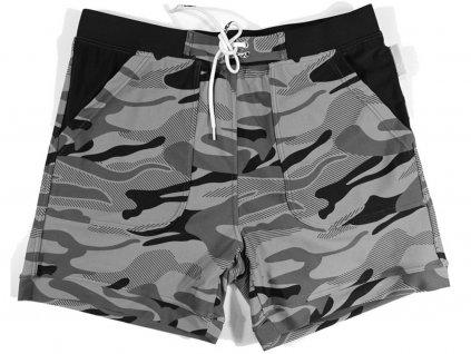 pohodlne panske plavky taddlee muscle army grey11
